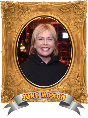 June Moxon - Queen of Pagentry