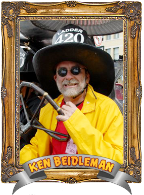 Ken Beidleman - Master Engineer